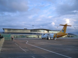 Guernsey International AirportApron