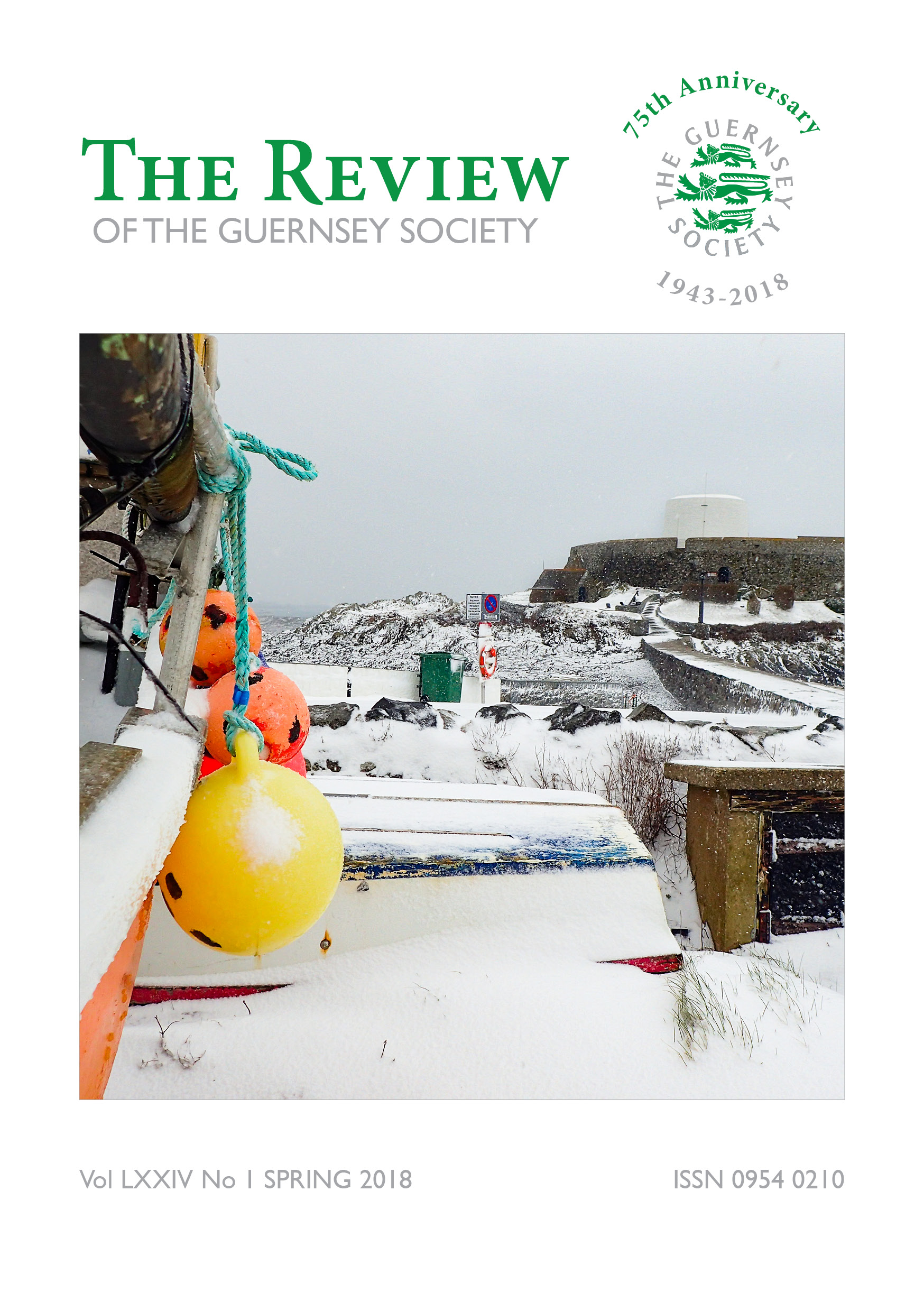The Review of the Guernsey Society